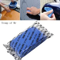 Wholesale 30g Solid Car Washing Clay Auto Cars Efficient Washing Mud Bar Auto Detailing Cleaner Car Washer Blue