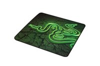 Wholesale Razer Small CONTROL Soft Gaming Mouse Mat Mouse Pad of Professional Gamers Rubber Mat