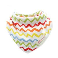 bandages baby sling - The new oversized baby sling bandage double snaps absorbent soft bib MS2006