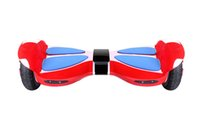 Wholesale 2016 New Style Inch Wheel Electric Scooter smart Self Balancing dragonfly Scooter With LCD Screen and LED lighting A6
