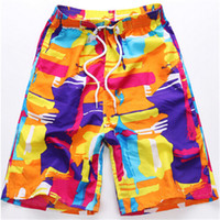 Wholesale High Quality Surf Shorts Mens Board Shorts Summer Sports Big Tall Short Pants Beach Wear Quick Dry