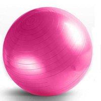 Wholesale High Quality cm PVC New Yoga Ball Health Gym Exercise Explosion proof Balance Thick Fitness Ball Tasteless Yoga Ball