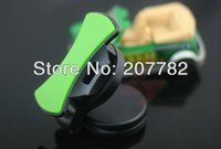 Wholesale 200pcs With Color Box NEW Universal Stick Car Windshield Mount Holder for Cell Phone
