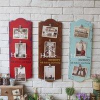 Cheap Vintage Wood Plaques Message Board 60*22CM