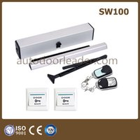 automatic doors residential - Residential automatic door home automatic door operator with smooth operation low noise and intelligent control system