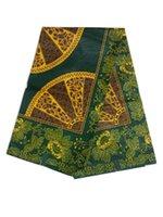 african door - Guaranteed Quality Holland pattern To Door yards Item No HF048 Fashion cotton african wax printed fabriccoco