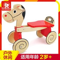 Wholesale Special boa scooter Walker baby toy car balance children twist car four round yo car