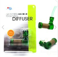 Wholesale R WPO13 S Super CO2 Diffuser Atomizer Solenoid Regulator Super diffuse efficiency to get the best CO2 dissolved effect