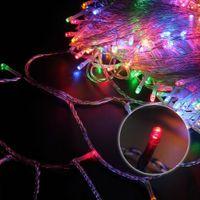 Wholesale AC V V LED M String Light Christmas Wedding Party Decoration Lights holiday decorative fairy led light