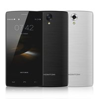 Wholesale HOMTOM HT7 PRO Mobile Phone GB Inch Ultra slim Smartphone Dual SIM G New Business Silver Black