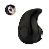 Wholesale Mini In Ear Earphone In Ear Bluetooth Wireless Stereo Earbuds Bluetooth Version Black Beige White