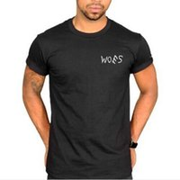 anti owl - Drake Woes Chest Logo T Shirt Ovo Meek Mill Octobers Very Own Drizzy Small Owl round neck cotton T Shirts