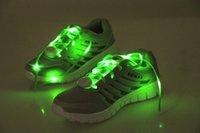 Cheap Cheap wholesale LED luminous eighth generation LED luminous nylon lace fashion personality skating luminous shoes with a large amount of 9 c
