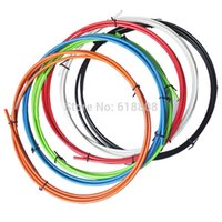 Wholesale Hot Sale Colors Mountain Bike Bicycle Brake Cable MTB Gear Shift Cable MM M MM M Bicycle Brake Parts Set
