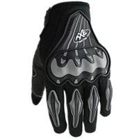 axe motocross - AXE Full Finger Guantes Motorcycle Gloves Motorbike Gants Guanti Luva Moto Motocross Gloves Red Blue Black M L XL