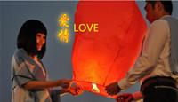 Hot Sale exporter flamme retardateur lanternes souhaitant lampe bénédiction bougie lanterne Bienvenue à acheter alimentation