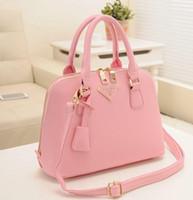 ba shops - popular brand women bag New designer brand women messenger bags patent leather Handbag Shoulder Bag Women shopping ba