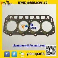 Wholesale Yanmar TNE92 D92E Cylinder head gasket diameter mm For Komatsu FD10 FD10 forklift engine overhual repair