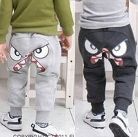 Wholesale New angry bird kids Harlan long pant Baby Warmer Leggings children Leisure Pants Trousers C1265