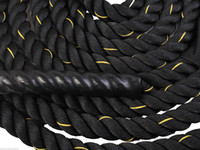 battle rope - Training quot Poly Dacron Battle Rope Exercise Workout Strength Undulation