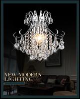 Wholesale LED Crystal Chandelier Living Room Lamp cristal indoor Lights Crystal Pendants For Fixture Light Ceiling modern chandeliers led Halogen Bulb