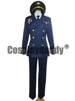 airlines game - Uta no Prince sama Shining Airlines Aircraft Commander Cosplay Costume Uniform