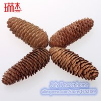 big pine cones - New Year Christmas Decoration big cm Pine Cones Chiristmas Tree Decorations