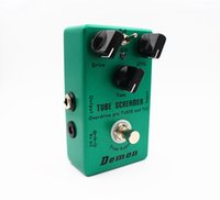 Wholesale Clone Ibanez TS9 Ts808 Tube Screamer Overdrive and true bypass Guitar Effect Pedal