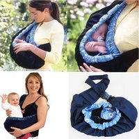 Wholesale Baby Toddler Newborn Cradle Pouch Ring Sling Carrier Stretch Wrap Front Bag