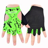 Wholesale Women Gym Body Building Weight Lifting Training Fitness Gloves Sports Yoga Cycling Bike Gloves