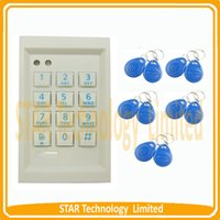 Wholesale Security RFID Proximity Entry Door Lock Access Control System piece RFID KEYFOB