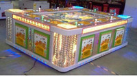 arcade amusement - HOT in America Ocean King Ocean Monster fishing machine arcade amusement casino slot game machine hunting fish maching