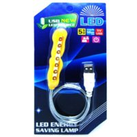 Wholesale 5V W New USB Flexible Led Light Lamp Laptop Notebook Portable Bright PC Computer notebook planner