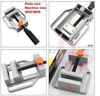 0.6 bench cnc - good CNC milling machine tool Bench clamp Jaw mini table vice plain vice QGG