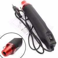 Wholesale LS AC V W Power Tools Electric Hot Air Gun BGA Desoldering Station Tool s Black Red