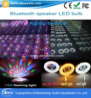 audio input types - Cheap Hot Sales Mobile Phone Portable Audio Player Use and Active Type bluetooth speaker with led light