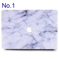 Wholesale Hot Marble Painting Frosted Matte Hard Cover Case For Macbook Air inch with Retina DIsplay