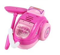 Wholesale Electric toys series High simulation mini play small appliances vacuum cleaner