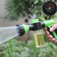 Wholesale Hot Sales Water Gun Plant Spraying Irrigation Garden Lawn Hose Watering Gun Sprayer Car Cleaning Foam Spray Garden Watering Tools JR0033