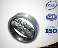 Wholesale High speed steel bearings angular contact bearings nylon snap cage