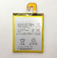 Wholesale New Original LIS1558ERPC mAh Rechargeable Li Polymer Battery For SONY Xperia Z3 L55T L55U D6653 D6633