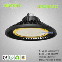 Wholesale High Quality LED High Bay Light Mining Lamp LED Industrial Lamp IP65 W LM V Fedex W