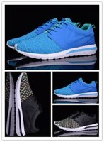 Wholesale 2016 Newest Women Mens HYP Roshe Run QS Running Shoes M For London With Max Size Lightweight rosh Trainers
