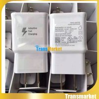 ac shock - USB Wall Charger Home Travel adapter EU US Plug Charger AC Power Adapter for Samsung Galaxy S3 S4 S5 S7 Note5 S6 Risk Of Electronic shock