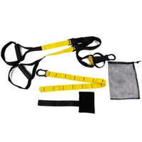Wholesale 2016 New Home gym band Trainer Suspension Straps ideal Home Trainging belt