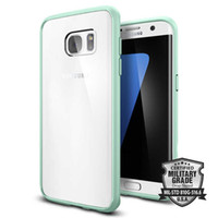 galaxy note 2 - SGP Neo Hybrid Crystal Clear Cases For Samsung Galaxy Note S7 Edge Iphone S Plus LG G5 TPU PC In