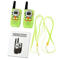 Wholesale New Walkie Talkie W annels FS GMRS UHF X Scan Call Alarm Monitor LED Flashlight Two Way Radio