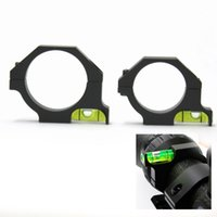 Wholesale Alloy Scope Bubble Level fit mm mm Scope laser Sight Tube for Scope Hunting accessories