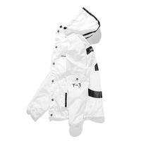 Wholesale Hot sales new arrival DVNO YeZZY invition Windbreaker jacket Suncreen Clothing Yeezus Tour Kanye West Y3 Jacket hiphop