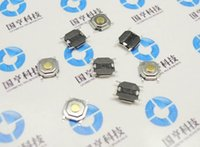 Wholesale smd tactile switch Pin small switch MM High temperature resistant waterproof model